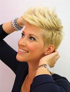 Coupe Courte De Cheveux Femme : coupe de cheveux courte pour femme coupes de cheveux ~ Dallasstarsshop.com Idées de Décoration