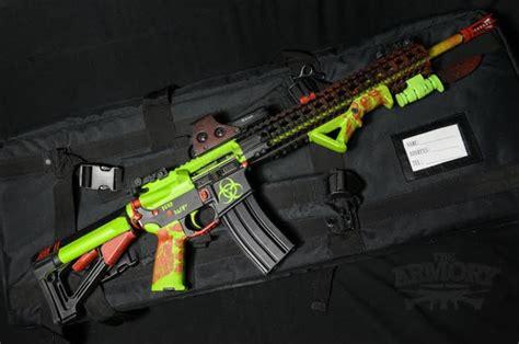 zombie guns tincanbandit gun gunsmithing