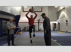 Basketball Vertical Jump Drills with Resistance Bands