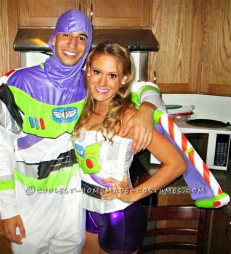 Sexy Buzz Lightyear Halloween Costume