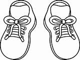 Cartoon Shoes Views sketch template