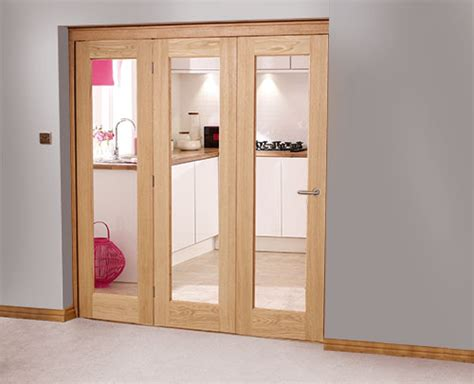 simple walnut and glass closet bifold doors sliding with 3