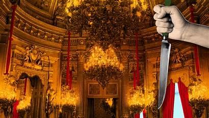 Palace Inside Lavish Age Gold Gilded Incest