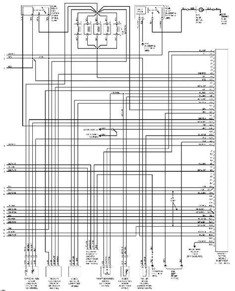 volvo 940 1994 electrical wiring diagram manual volvo wiring diagram