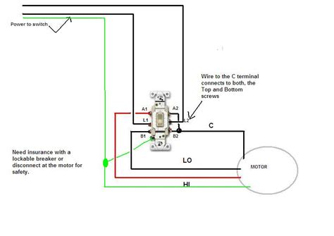 tell me how to wire a p s dpdt 20 switch between my 2 speed and timer from the