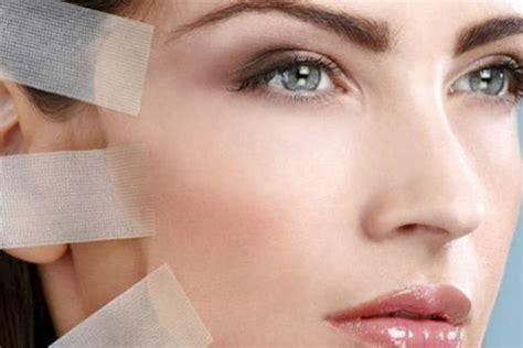 face tape  instant facelift effective