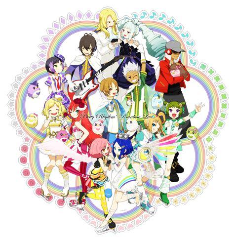 Pretty Rhythm Rainbow Live Image #1698961 Zerochan