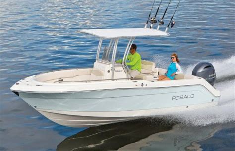Robalo Boats Website by Robalo New Boat Models Waterfront Marine