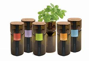 GROWBOTTLE HYDROPONIC PLANTERS $35