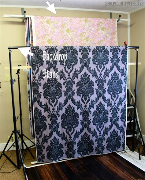 Backdrops How To Make by How To Organize Your Photography Backdrops