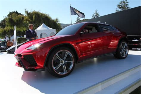 Urus Suv Is The Right Type Of Vehicle For Lamborghini's