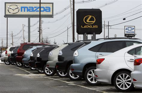 Car Dealers by How Auto Dealers Borrowers With Interest Rate