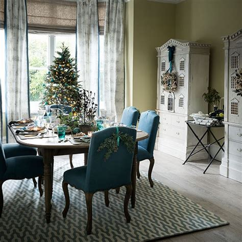 Teal Living Room Ideas Uk by Teal And Green Dining Room Decorating