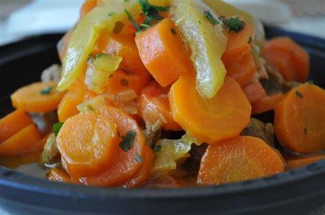 comment cuisiner les carottes gingembre confit
