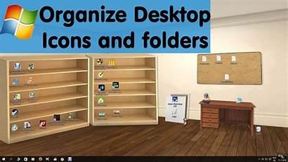 Organize Organizer Desktop Windows Pc Wallpapers Icon
