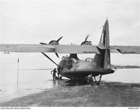Catalina Flying Boats In Australia by Northern Australia Consolidated Pby 5 Catalina Flying