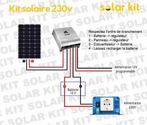 Régulateur Pour Panneau Solaire : kit panneau solaire photovolta que 140wc 110ah victron pour appareils 230v 200w ~ Medecine-chirurgie-esthetiques.com Avis de Voitures