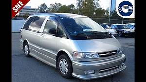 Toyota Previa Estima 4wd For Sale In Vancouver  Bc  Canada
