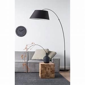 Lampadaire Salon Design : lampadaire arc design pour salon zuiver ~ Preciouscoupons.com Idées de Décoration