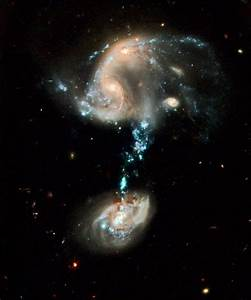 Arp 194, a peculiar system of merging galaxies   Anne's ...