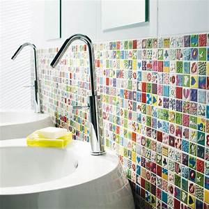 Maison Enfant Castorama : carrelage patchwork castorama chouette pour une salle de ~ Premium-room.com Idées de Décoration