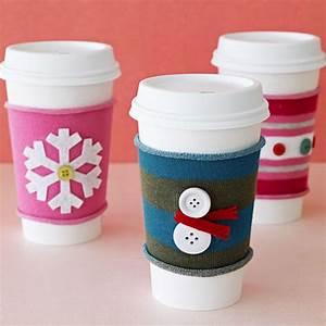 Funda reutilizable para tu taza de café Gua de MANUALIDADES