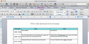 explainer video script template gallery template design With explainer video script template