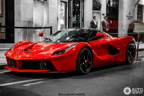 Ferrari LaFerrari - 3 February 2016 - Autogespot