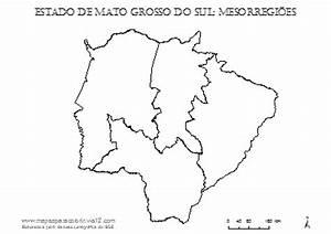 Geoblogger: Mato Grosso do Sul- Mapas
