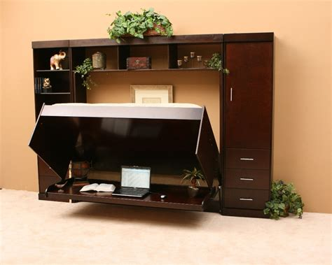 bed with desk attached murphy beds with desk attached myideasbedroom com