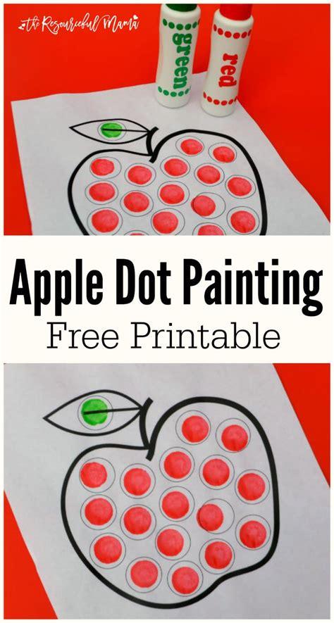 25 best apple preschool crafts ideas on