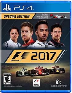 Review: F1 2017 | Hardcore Gamer
