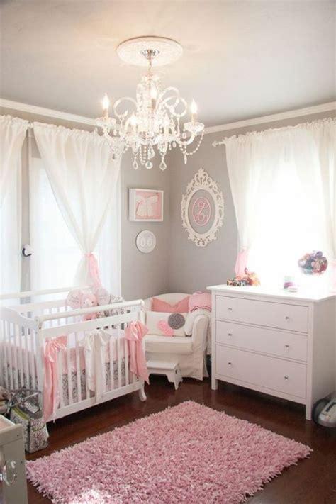 Baby Mädchen Kinderzimmer Deko by 1001 Ideen F 252 R Babyzimmer M 228 Dchen Rund Ums