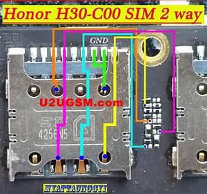 Honor H30 C00 Diagram