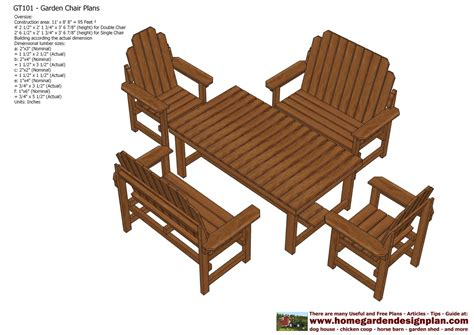 free garden furniture woodworking plans workbench how to