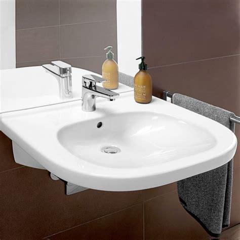 Villeroy and Boch O.Novo Vita Easy Access Basin - UK Bathrooms
