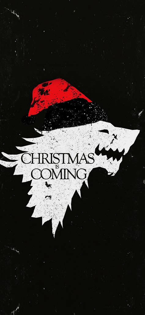 ag christmas  coming dark game  thrones art wallpaper