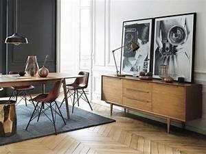 56 idees comment decorer son appartement With meuble de salle a manger avec mobilier scandinave vintage pas cher