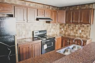 Clayton Single Wide Mobile Homes Kitchen