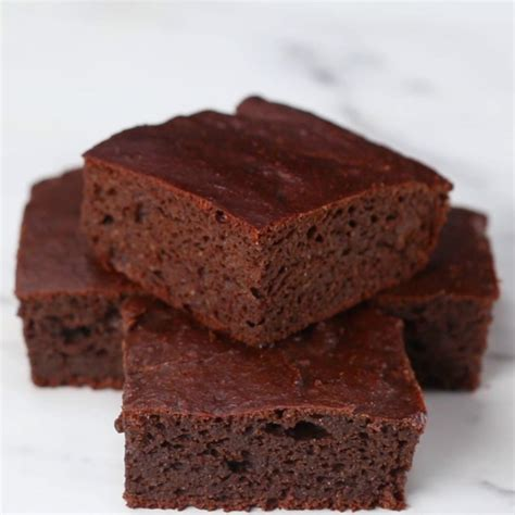Chocolate Avocado Brownies Recipe by Tasty