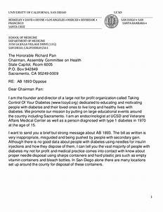 Dr. Steve Edelman's letter opposing AB1893