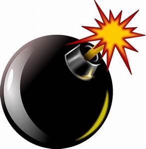 Bomb Clipart
