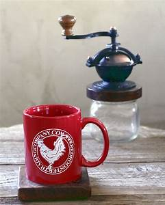 Red Rooster Coffee Mugs