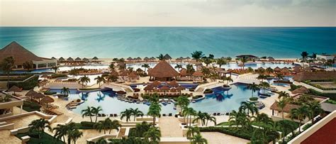 moon palace resort  inclusive cancun honeymoons