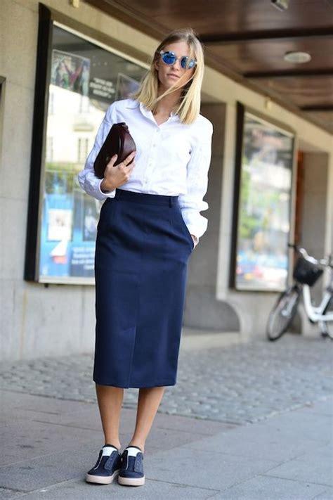 comment porter la jupe midi avec style les 201 claireuses essence of style midi