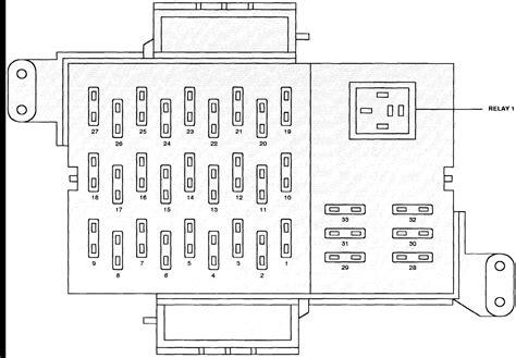 Mack Ch600 Fuse Box Diagram by Mack Fuse Panel Diagram Wire Center