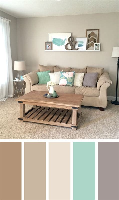 Zimmer Gestalten Farbe by 11 Best Living Room Color Scheme Ideas And Designs For 2017