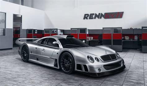 Mercedes Clk Gtr A True Supercar Unicorn