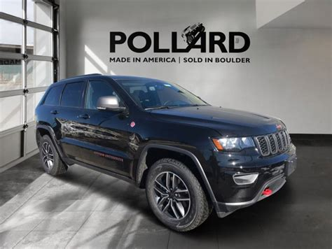 2019 jeep v8 new 2019 jeep grand trailhawk sport utility in