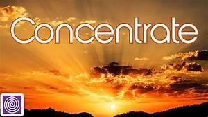 1 Hour  Concentration Music Improve Focus  Instrumental